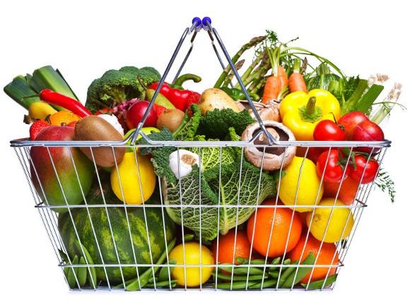 Delivery verduras y frutas a domicilio