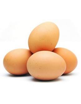 Huevos doble yema 15 unidades